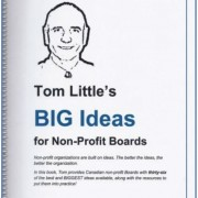 Tom Little's Big Ideas for Non-profit Boards