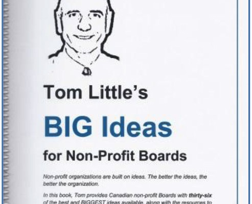 Tom Little's Big Ideas for Non-profit Boards